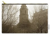 Arlington Street Church Unitarian Universalist Boston Massachusetts Circa 1900 Carry-all Pouch