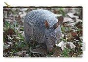 Armadillo Closeup Carry-all Pouch