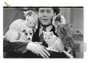 Armful Of Cats And Dogs Carry-all Pouch