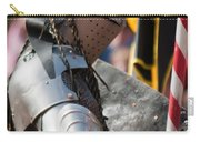 Armored Joust Knight Carry-all Pouch