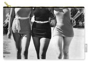 Army Bathing Suit Trio Carry-all Pouch