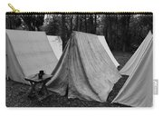 Army Tents Circa 1800s Carry-all Pouch
