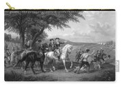 Army Wagon Train Carry-all Pouch