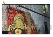 Arnolds And Graffiti Andre The Giant Has A Posse Carry-all Pouch