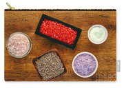 Aromatherapy Selection Carry-all Pouch