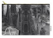 Around The Next Bend Digital Art Carry-all Pouch