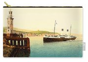 Arrival Of Boulogne Boat Folkestone - England  Carry-all Pouch