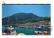 Arrival To Capri Carry-all Pouch