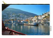 Arriving At Hydra Carry-all Pouch