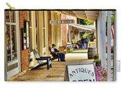 Arrow Rock - Boardwalk Shops Carry-all Pouch