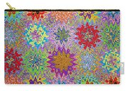 Art Abstract Background 13 Carry-all Pouch