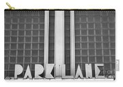Art Deco Address In Montreal Carry-all Pouch