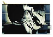 Art Deco Angel Carry-all Pouch