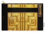 Art Deco Door Carry-all Pouch