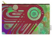Art Explosion 5 Carry-all Pouch
