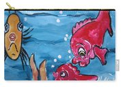 Fish Art Carry-all Pouch