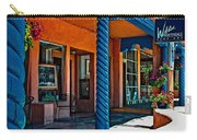 Art Gallery In Taos Carry-all Pouch