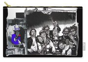 Art Homage James Montgomery Flagg Ww1 Poster Number 2 Midway Arizona State Fair Phoenix 1967 Carry-all Pouch