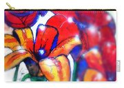 Art In The Eyes 3 Carry-all Pouch