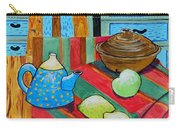 Art In The Kitchen Carry-all Pouch