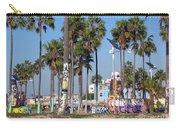 Art Of Venice Beach Carry-all Pouch