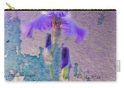 Art On Plaster Carry-all Pouch