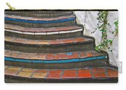 Artful Stair Steps Carry-all Pouch