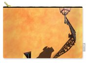Artful Street Lamp Carry-all Pouch