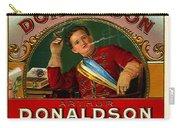 Arthur Donaldson Carry-all Pouch
