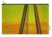 Arthur Ravenel Jr Bridge V Carry-all Pouch