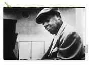 Arthur Tatum (1910-1956) Carry-all Pouch by Granger