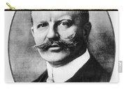 Arthur Zimmermann (1864-1940) Carry-all Pouch