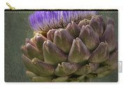 Artichoke Bloom And Bee Dip Carry-all Pouch