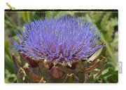 Artichoke Bloom Carry-all Pouch