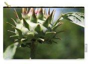 Artichoke Bud Carry-all Pouch