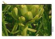 Artichoke Carry-all Pouch