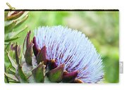 Artichoke Flower Carry-all Pouch