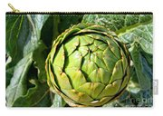 Artie Choke - Artichokes By Diana Sainz Carry-all Pouch