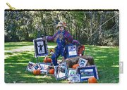 Artie Scarecrow Carry-all Pouch
