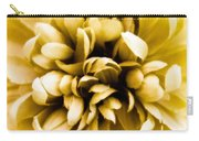 Artificial Flower Carry-all Pouch