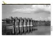 Artisan Lakes Bridge 1bw Carry-all Pouch