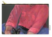 Artist At Play Carry-all Pouch
