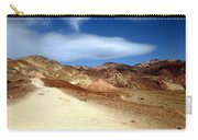 Artist Pallet Death Valley Carry-all Pouch