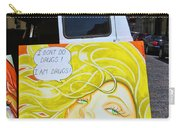 Artist With Attitude Carry-all Pouch by Allen Beatty