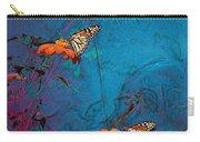 Artistic Butterflies Carry-all Pouch
