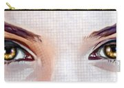 Artistic Eyes Carry-all Pouch