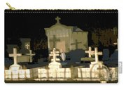 Louisiana Midnight Cemetery Lacombe Carry-all Pouch