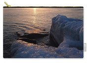 Artistic Sunrise Carry-all Pouch