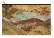 Artist's Paint Palette Abstract Carry-all Pouch