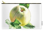 Artz Vitamins Series A Happy Green Apple Carry-all Pouch